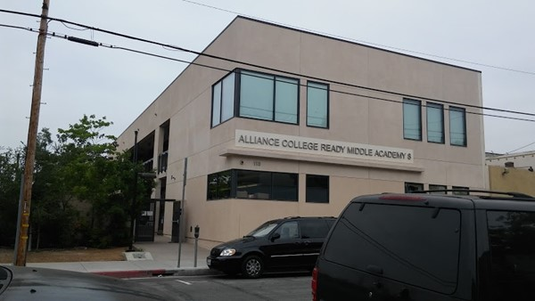 Alliance College Ready Middle Academy 8
